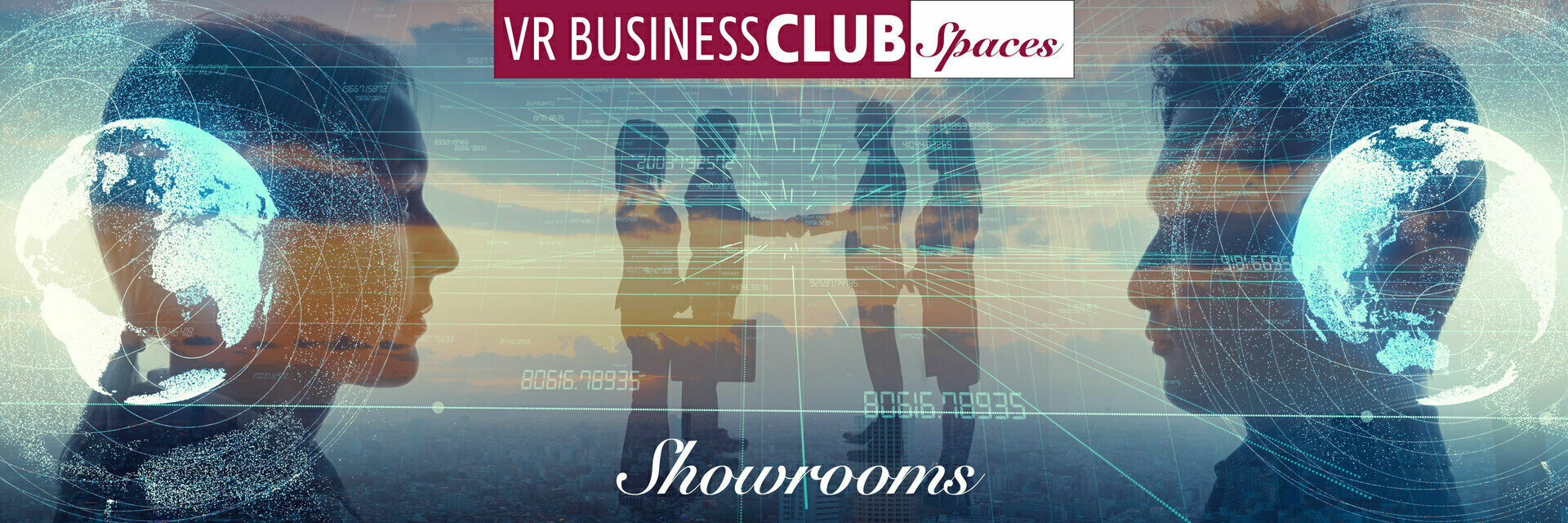 Vr business club sspaces showrooms