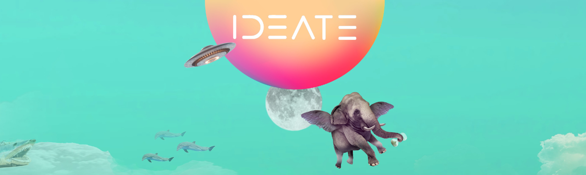 Ideate channel banner