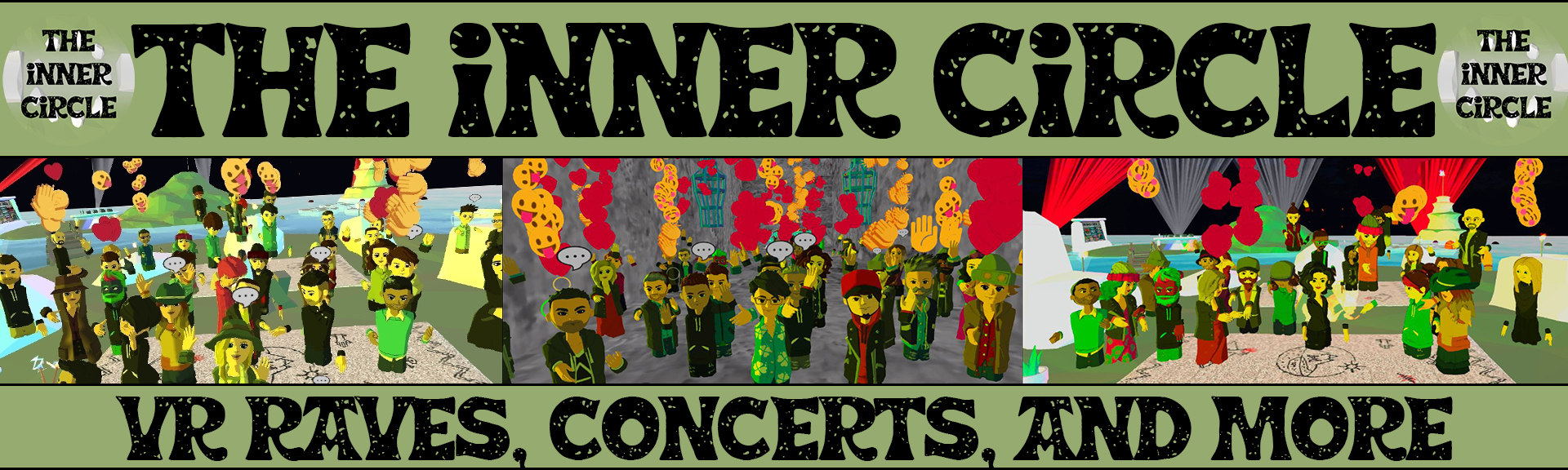 The inner circle universe banner 7