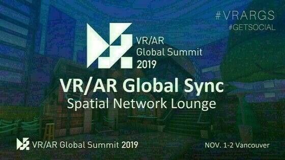 Tile altspacevr vr ar global sync spatial network lounge vr ar association vrara vrargs 11