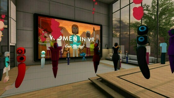 Tile women in xr altspacevr women in vr women in ar andy fidel 2