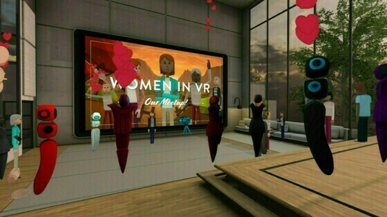 Tile women in vr altspacevr andy fidel women in xr banner