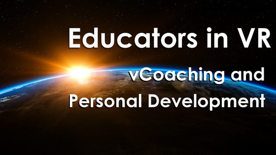 Tile educators in vr   vcoaching and personal development altspacevr tile