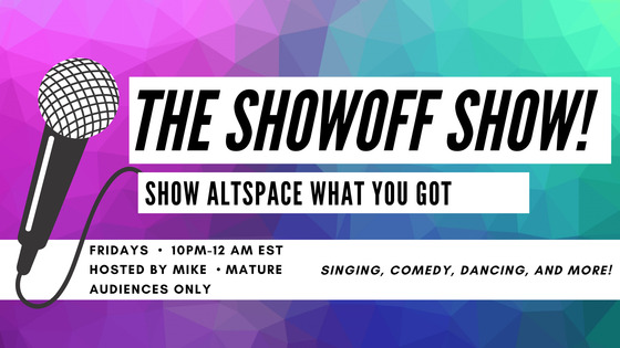 Tile the showoff show   8