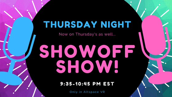 Tile the showoff show   7
