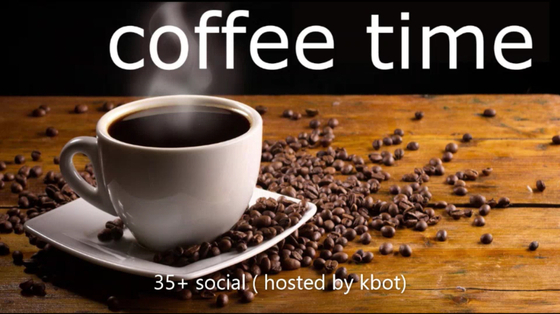 Tile coffee time d