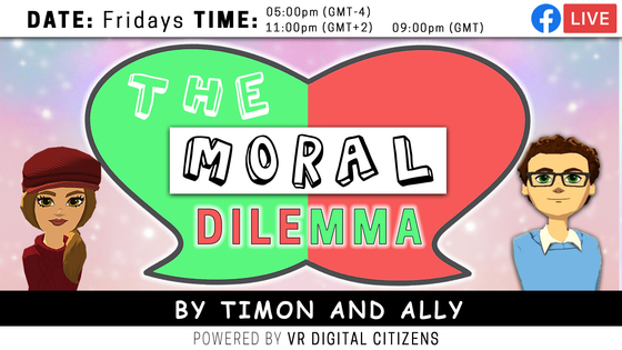 Tile the moral dillemma   times   1920 1080