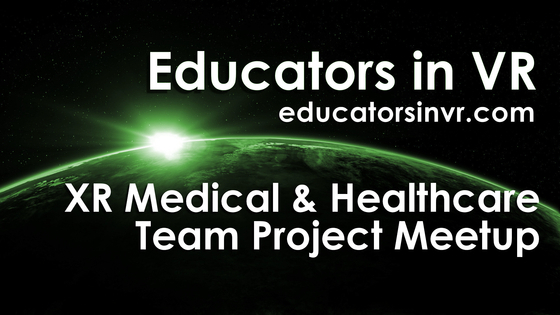 Tile educators in vr medical healthcare 1920x1080 event tile