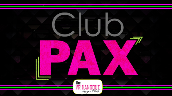 Tile the club pax banner