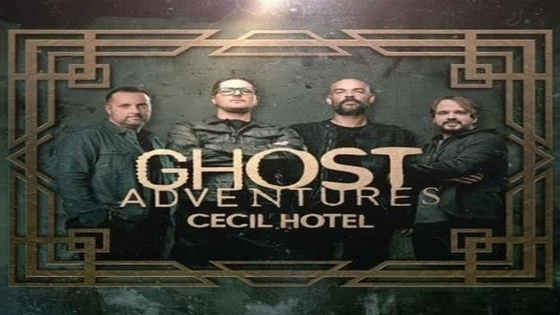 Tile ghost adventures cecil hotel