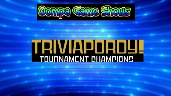 Tile oompa game show triviapordy of championship