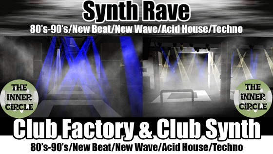 Tile synthrave 2 factory synth