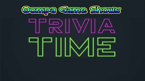 Tile oompa game show trvia night